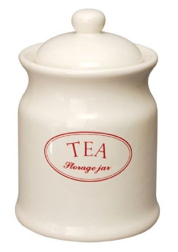 Ascot Tea Storage Jar